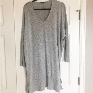 American Eagle Gray Lounge Dress, XL